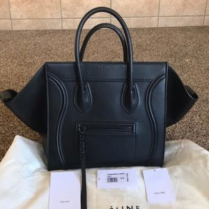 💯Authentic Celine Medium Phantom
